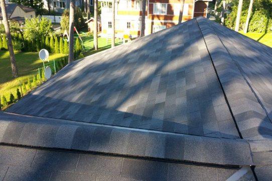 Bitumena šindeļa jumti